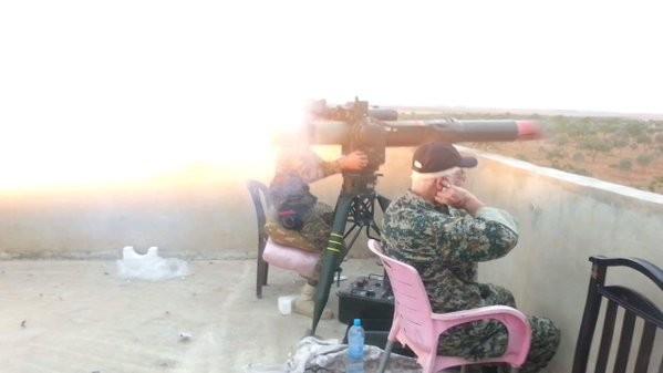 Quân đội Syria tăng cường tấn công, Nga mở hộp đen Su -24 ảnh 25