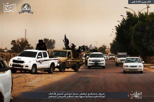 Chùm video, ảnh về chiến sự chống khủng bố nổi bật trong ngày ảnh 1