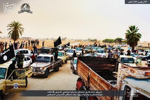 Chùm video, ảnh về chiến sự chống khủng bố nổi bật trong ngày ảnh 4