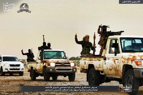 Chùm video, ảnh về chiến sự chống khủng bố nổi bật trong ngày ảnh 5