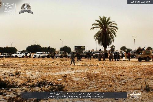 Chùm video, ảnh về chiến sự chống khủng bố nổi bật trong ngày ảnh 7