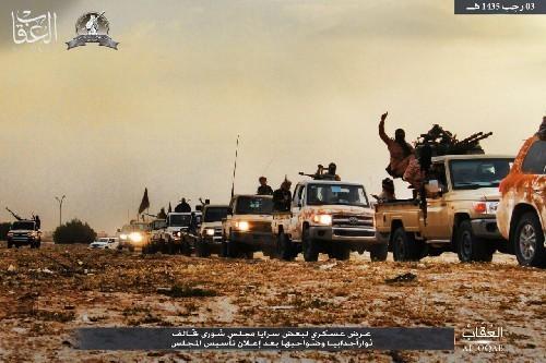 Chùm video, ảnh về chiến sự chống khủng bố nổi bật trong ngày ảnh 8
