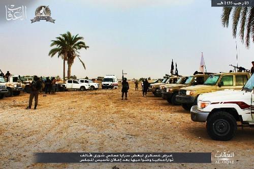 Chùm video, ảnh về chiến sự chống khủng bố nổi bật trong ngày ảnh 9