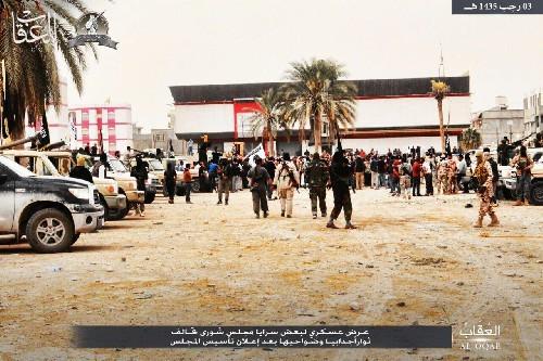 Chùm video, ảnh về chiến sự chống khủng bố nổi bật trong ngày ảnh 14