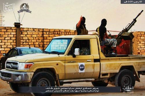 Chùm video, ảnh về chiến sự chống khủng bố nổi bật trong ngày ảnh 18