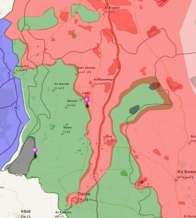 Tấn công với T-90 ở Aleppo, thế phong tỏa biên giới Thổ Nhĩ Kỳ của quân đội Syria rõ dần ảnh 21