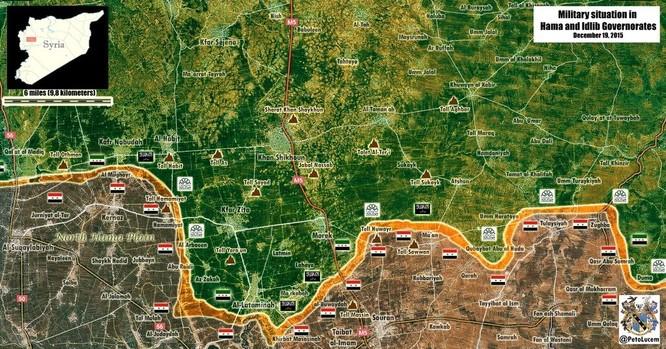 Tấn công với T-90 ở Aleppo, thế phong tỏa biên giới Thổ Nhĩ Kỳ của quân đội Syria rõ dần ảnh 15