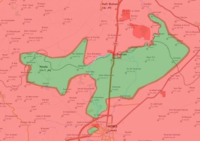 Tấn công với T-90 ở Aleppo, thế phong tỏa biên giới Thổ Nhĩ Kỳ của quân đội Syria rõ dần ảnh 16