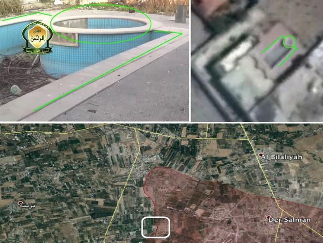Tấn công với T-90 ở Aleppo, thế phong tỏa biên giới Thổ Nhĩ Kỳ của quân đội Syria rõ dần ảnh 19