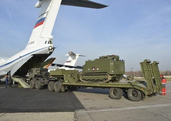 Lần đầu tiên robots quân sự Nga tham gia chống khủng bố ở Syria ảnh 12