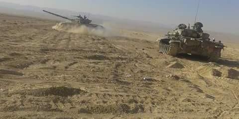 """Syria ác liệt trên khắp các mặt trận, IS """"trảm"""" 50 chiến binh sợ chết ảnh 4"""