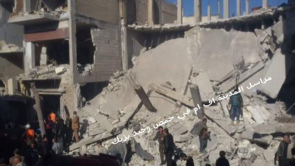 Quân đội Syria nỗ lực tấn công mở rộng vùng kiểm soát ảnh 12
