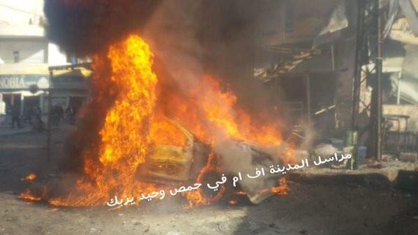 Quân đội Syria nỗ lực tấn công mở rộng vùng kiểm soát ảnh 13