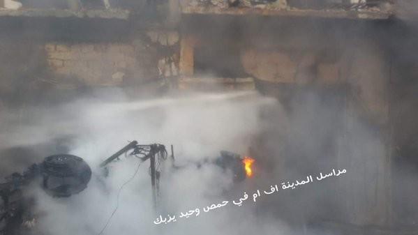Quân đội Syria nỗ lực tấn công mở rộng vùng kiểm soát ảnh 14