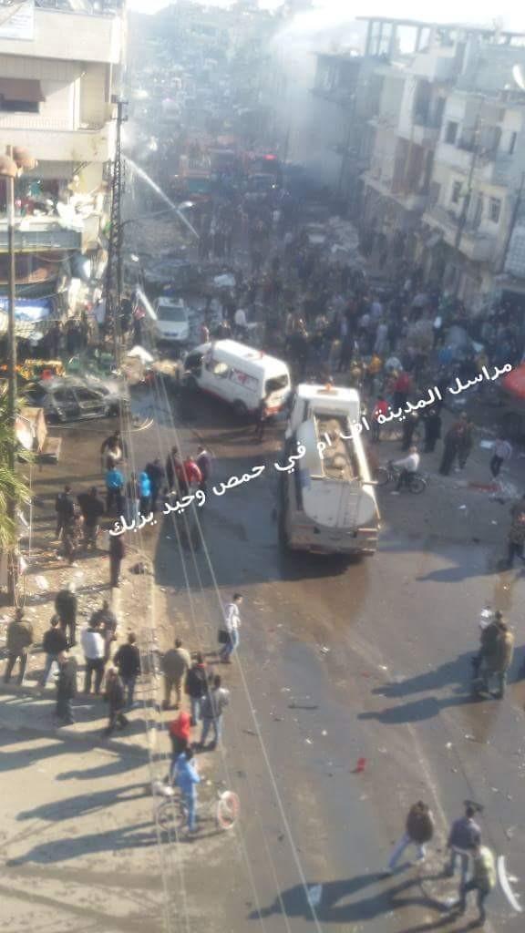 Quân đội Syria nỗ lực tấn công mở rộng vùng kiểm soát ảnh 15