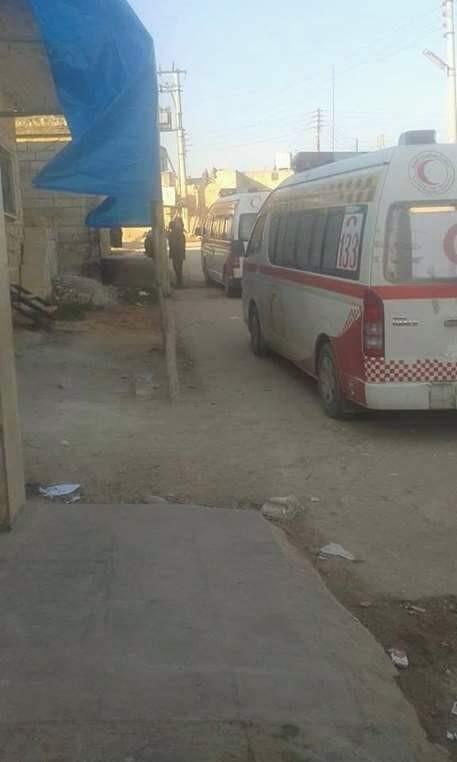 Quân đội Syria nỗ lực tấn công mở rộng vùng kiểm soát ảnh 19
