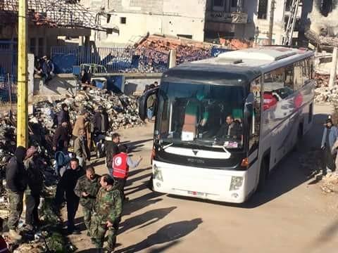 Quân đội Syria nỗ lực tấn công mở rộng vùng kiểm soát ảnh 20