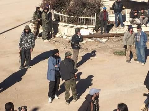 Quân đội Syria nỗ lực tấn công mở rộng vùng kiểm soát ảnh 21