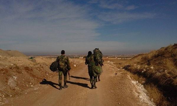 Quân đội Syria nỗ lực tấn công mở rộng vùng kiểm soát ảnh 23