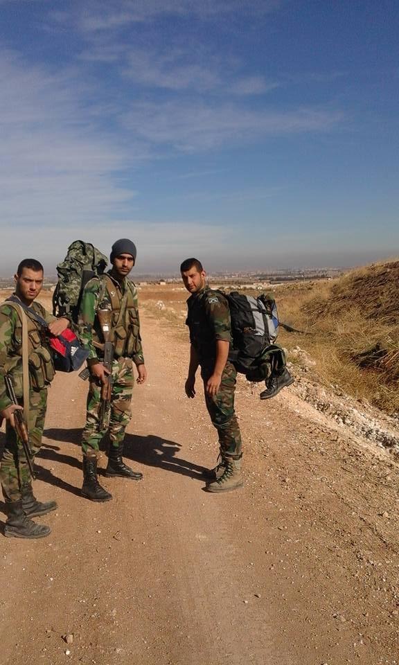 Quân đội Syria nỗ lực tấn công mở rộng vùng kiểm soát ảnh 24