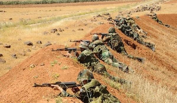 Quân đội Syria nỗ lực tấn công mở rộng vùng kiểm soát ảnh 27