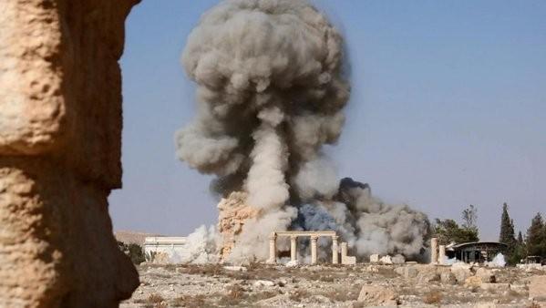Quân đội Syria nỗ lực tấn công mở rộng vùng kiểm soát ảnh 28