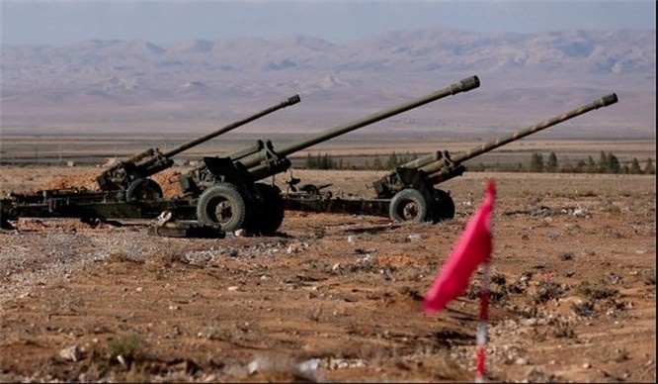 Quân đội Syria nỗ lực tấn công mở rộng vùng kiểm soát ảnh 33