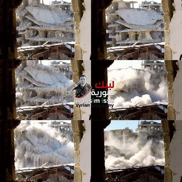 Quân đội Syria nỗ lực tấn công mở rộng vùng kiểm soát ảnh 34