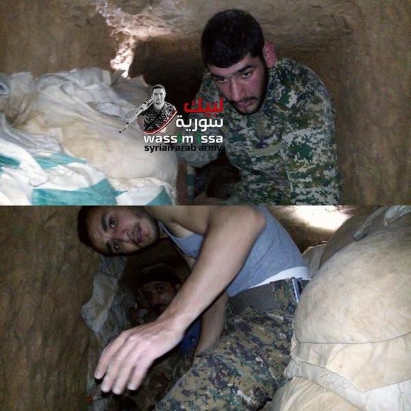 Quân đội Syria nỗ lực tấn công mở rộng vùng kiểm soát ảnh 36