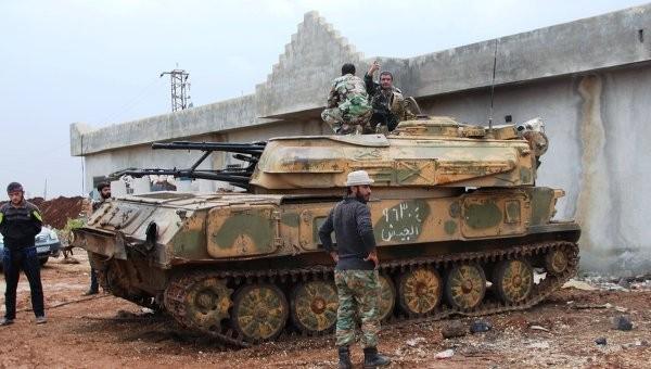 Quân đội Syria nỗ lực tấn công mở rộng vùng kiểm soát ảnh 38