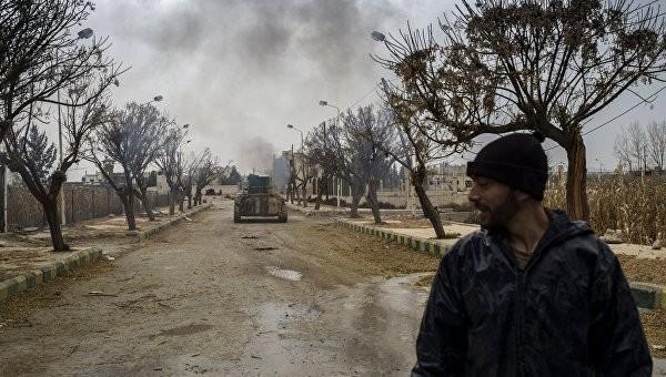 Quân đội Syria nỗ lực tấn công mở rộng vùng kiểm soát ảnh 40