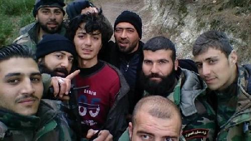 Chùm video chiến sự Syria đáng quan tâm trong tuần ảnh 1