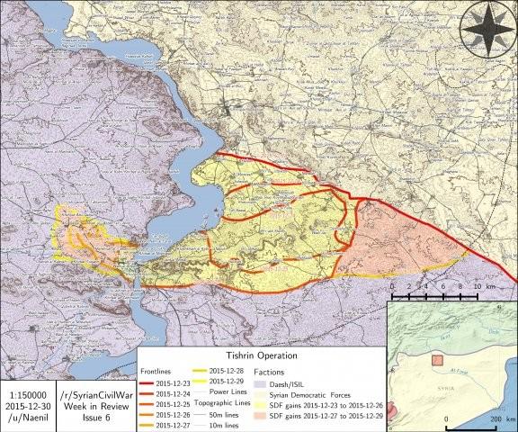 Mặt trận địa chính trị tăng nhiệt, quân đội Syria đẩy mạnh tấn công cuối năm ảnh 2