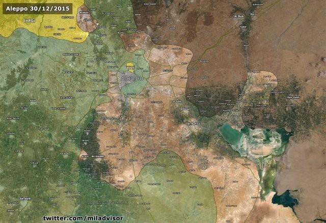 Mặt trận địa chính trị tăng nhiệt, quân đội Syria đẩy mạnh tấn công cuối năm ảnh 1