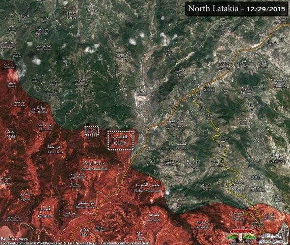 Mặt trận địa chính trị tăng nhiệt, quân đội Syria đẩy mạnh tấn công cuối năm ảnh 3