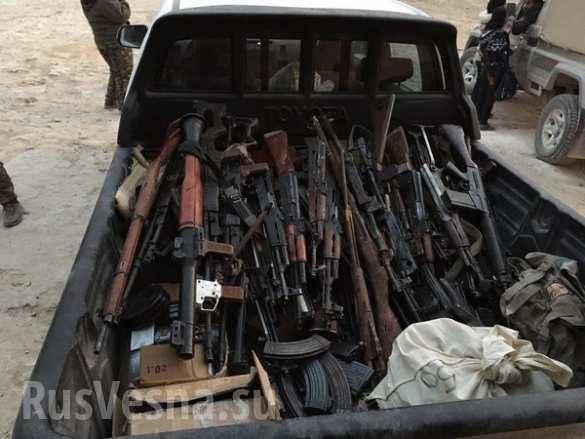 Chiến thắng mừng xuân của người Kurd, chiếm kho vũ khí khổng lồ của IS ảnh 3