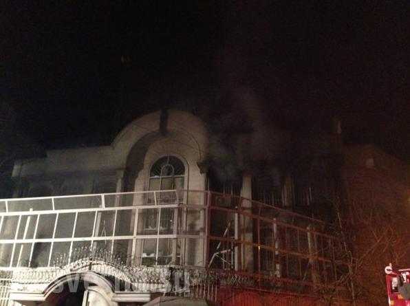 Nóng: Đại sứ quán Ả rập Xê út ở thủ đô Teheran, Iran bị tấn công ảnh 3