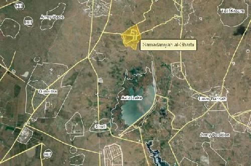 Quân đội Syria thay đổi chiến lược bằng trận Sheikh Miskeen ảnh 1