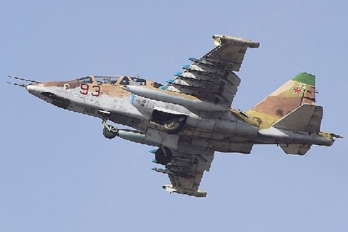 Không quân Nga thay đổi cục diện chiến trường Syria ảnh 1