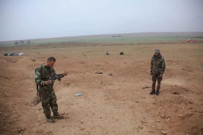 Lực lượng Tiger giải phóng 4 làng ở miền Đông Aleppo ảnh 1