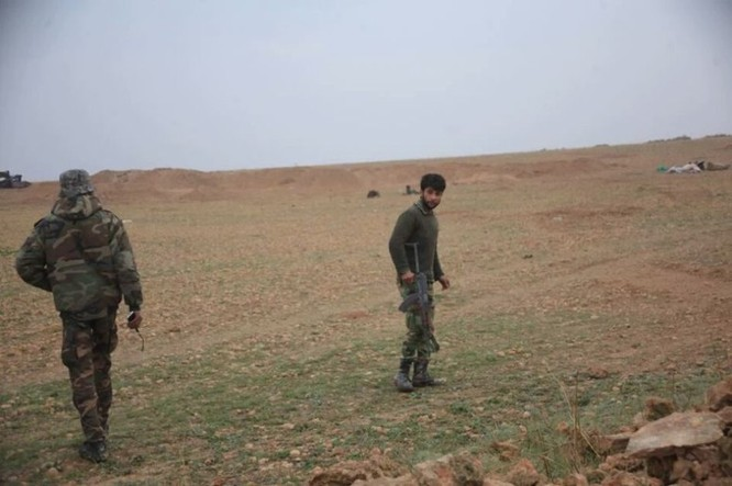 Lực lượng Tiger giải phóng 4 làng ở miền Đông Aleppo ảnh 3
