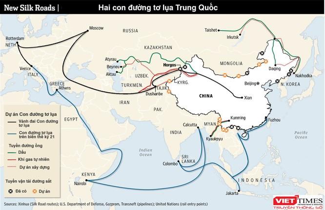 """Trung Quốc lấy Biển Đông làm """"bàn đạp"""" mộng """"đế chế toàn cầu"""" ảnh 1"""