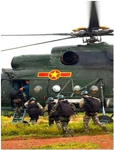 """Đặc công Việt Nam """"xuất quỷ nhập thần"""" khiến kẻ thù khiếp sợ (P2) ảnh 7"""