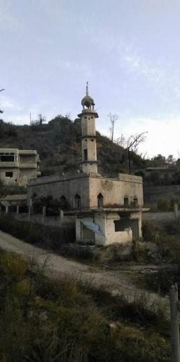 Chùm ảnh đầu tiên thị trấn mới giải phóng Rabia, Latakia ảnh 6