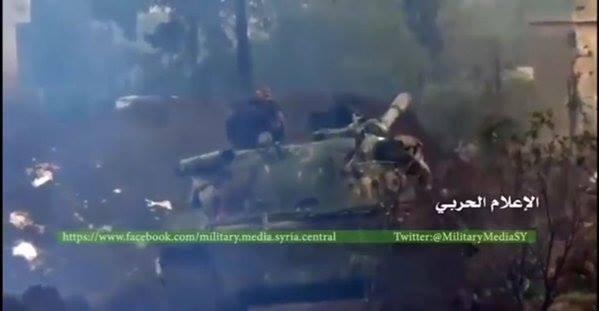 Video cuộc chiến dữ dội ở Sheikh Miskeen ảnh 1