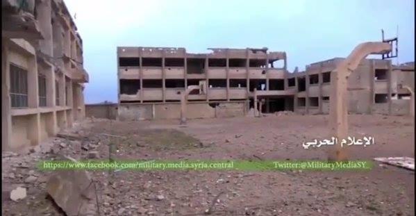 Video cuộc chiến dữ dội ở Sheikh Miskeen ảnh 2