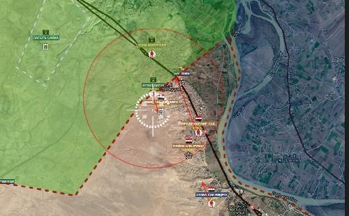 Video: Cuộc chiến Deir Ez Zor căng thẳng, IS tăng cường 2000 quân ảnh 2