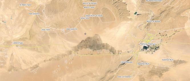 Quân đội Syria chuẩn bị cho chiến dịch giải phóng Palmyra ảnh 1