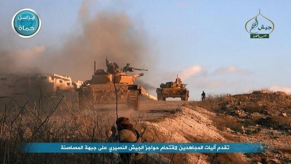 Phiến quân Hồi giáo tấn công ở Hama, Daraa thất bại, tổn thất nặng nề ảnh 6