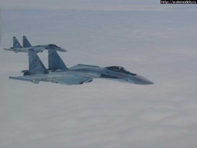 Sốc: Nghi vấn Nga đưa Su-35S đến đối phó với Thổ Nhĩ Kỳ ảnh 1